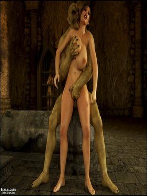 8muses 3D Porn Comics Rise Of the Guardians- Blackadder image 36