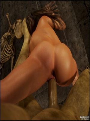 8muses 3D Porn Comics Rise Of the Guardians- Blackadder image 45