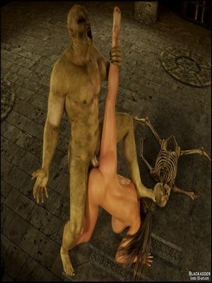 8muses 3D Porn Comics Rise Of the Guardians- Blackadder image 47