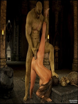 8muses 3D Porn Comics Rise Of the Guardians- Blackadder image 49