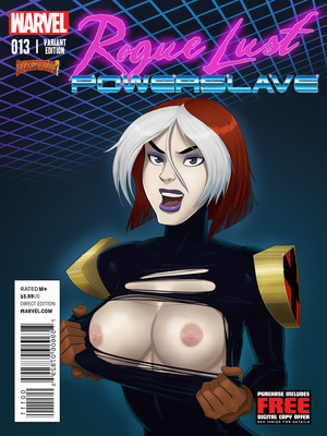 Rogue Lust- Powerslave 8muses Adult Comics