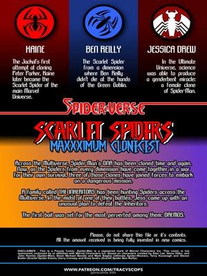 Scarlet Spiders- Maxxximum Clonecest, Spiderman 8muses Porncomics