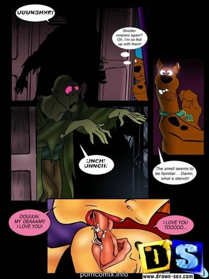 8muses Adult Comics Scooby Doo- Solve Mystery image 06