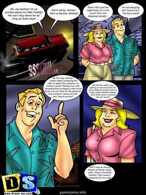 8muses Adult Comics Scooby Doo- Solve Mystery image 18