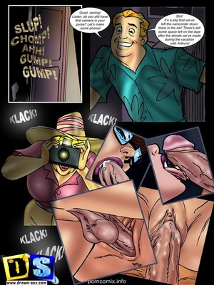 8muses Adult Comics Scooby Doo- Solve Mystery image 20