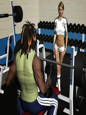 8muses 3D Porn Comics Scorpio69- After Practice image 08