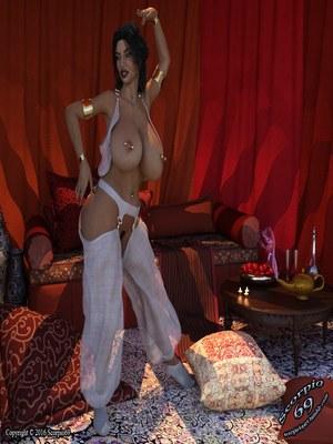 Scorpio69 u2013 Harem Girl 8muses 3D Porn Comics