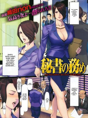 Secretary's Secret Working- Hentai 8muses Hentai-Manga