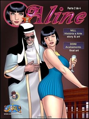 Seiren – Aline 2 – Part 2 (English) 8muses Adult Comics