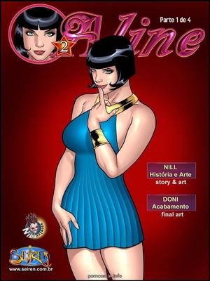 Seiren – Aline 2- Part 1 (English) 8muses Adult Comics