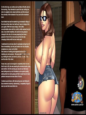 8muses Adult Comics Seiren – Aunt Adelia image 05