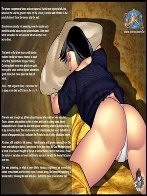 8muses Adult Comics Seiren – Coralina image 04