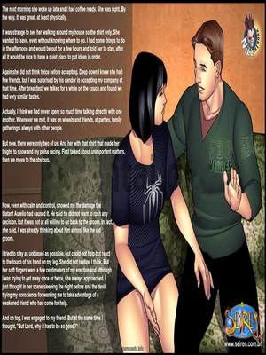 8muses Adult Comics Seiren – Coralina image 05