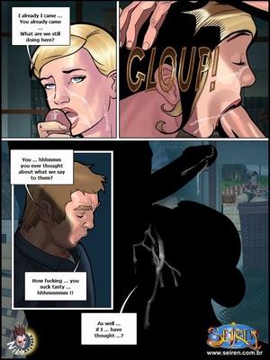 8muses Adult Comics Seiren – Hot Cousin 16- Part 3 image 02