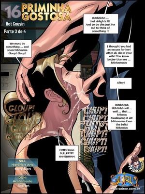 8muses Adult Comics Seiren – Hot Cousin 16- Part 3 image 04