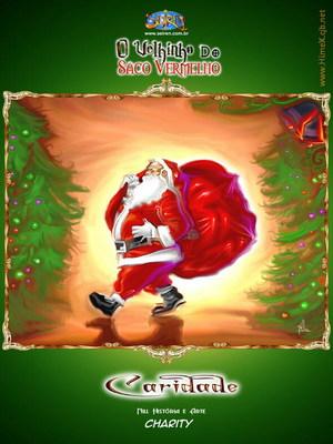Seiren – Santas charity 8muses Adult Comics
