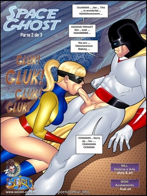 8muses Porncomics Seiren – Space Ghost 2 image 02