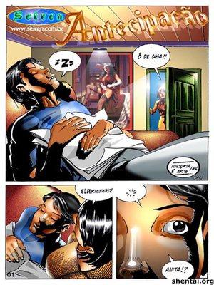 Seiren-Antecipacao 8muses Adult Comics