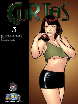 Seiren- Curtas 3 (English) 8muses Adult Comics