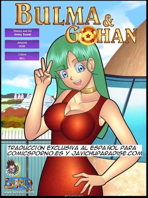 Seiren- Gohan & Bulma (English) 8muses Adult Comics