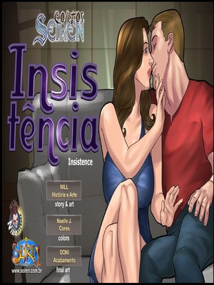 Seiren- Insistence (English) 8muses Adult Comics