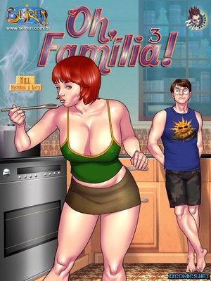 [Seiren] Oh Familia 3 8muses Adult Comics