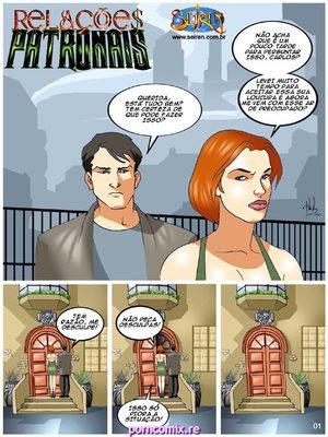 Seiren- Relacoes Patronais 1 8muses Adult Comics