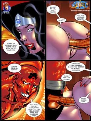 8muses Porncomics Seiren -Super Naked Women,Mulher Pelada image 13