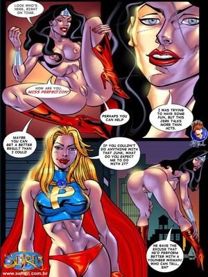8muses Porncomics Seiren -Super Naked Women,Mulher Pelada image 16