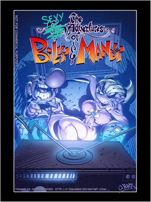Sexy (Grim) Adventures of Billy and Mandy 8muses Adult Comics