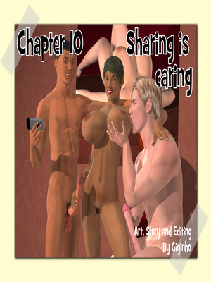Sharing is Caring- Giginho 10 8muses 3D Porn Comics