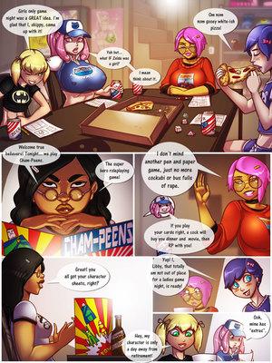 8muses Adult Comics [Shia] ReFuckening image 10