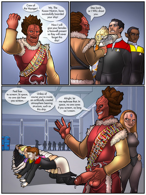 8muses Adult Comics Shia- Voyage for Poon (Star Trek) image 02