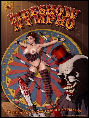 Sideshow Nympho 1 & 3- James Lemay 8muses Adult Comics