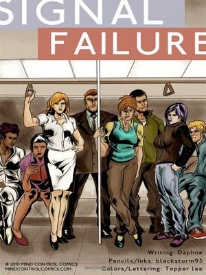 Signal Failure- Mind Control 8muses Adult Comics