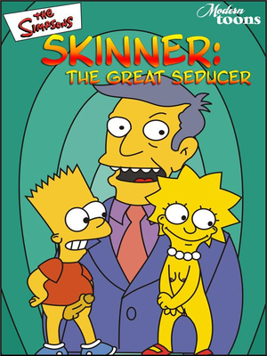 8muses Adult Comics Simpsons- Skinner Great Seducer image 01