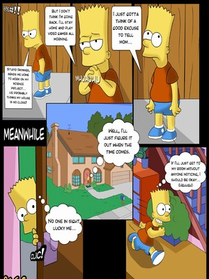 8muses Adult Comics Simpsons-The Sin's Son image 07