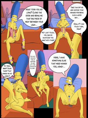 8muses Adult Comics Simpsons-The Sin's Son image 15