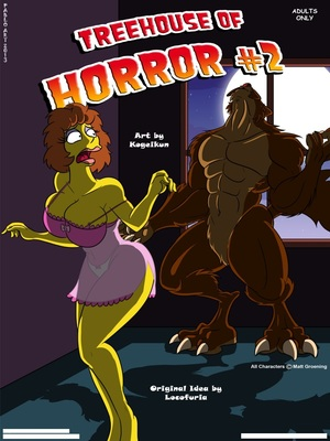 Simpsons-Treehouse of Horror 2- Kogeikun 8muses Adult Comics