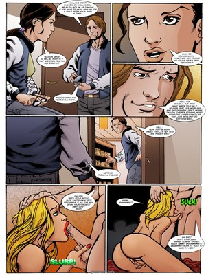 8muses Adult Comics Sinsations 1- Drake Maxwell image 11