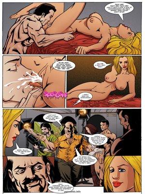 8muses Adult Comics Sinsations 1- Drake Maxwell image 13