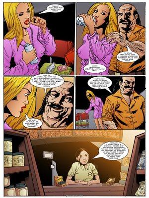 8muses Adult Comics Sinsations 1- Drake Maxwell image 15