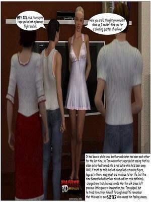 8muses 3D Porn Comics Sister Love- IncestChronicles3D image 02