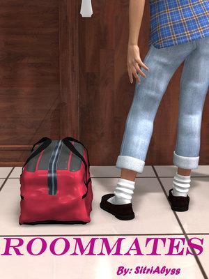 Sitriabyss- Roommates 8muses 3D Porn Comics