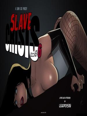 Slave Crisis 6 (Justice League) 8muses Porncomics