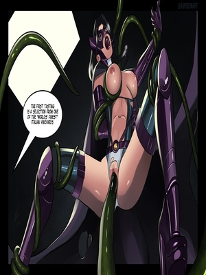 8muses Porncomics Slave Crisis Ongoing- Leadpoisonart image 19