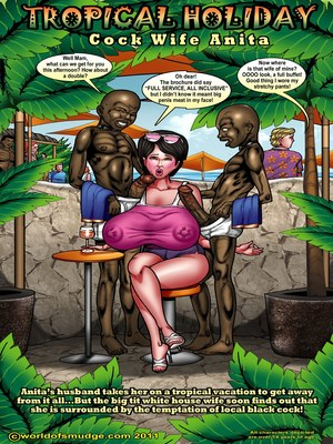 Smudge- Tropical Holiday 8muses Interracial Comics
