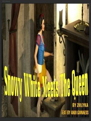 Snowy White Meets The Queen- Affect3D 8muses 3D Porn Comics