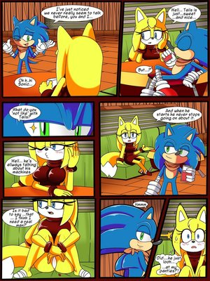 8muses Adult Comics Sonic hedgehog- Zooey's choice image 03