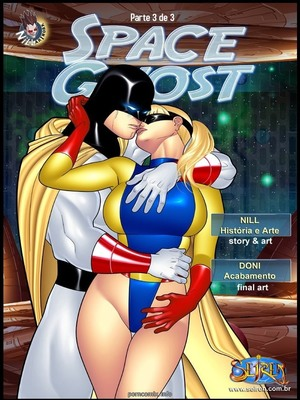 Space Ghost- Seiren 8muses Adult Comics